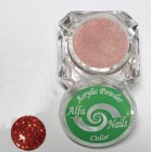 Glitter Powder Red Shimmer 7g
