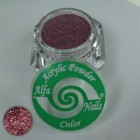 Glitter Powder Rose Copper 7gr