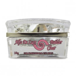 Alfa De Luxe Builder CLEAR UV gel 10g