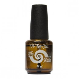 Alfa Nails UV Top Coat 15ml