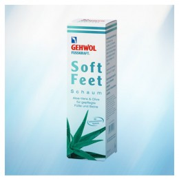 Gehwol Fusskraft Soft Feet Aloe hab 125ml